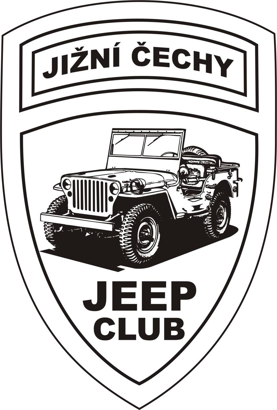 Logo Jeep Club