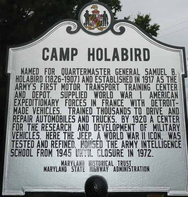 Camp Holabird
