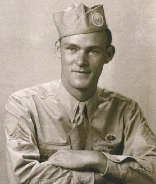 Staff Sergeant Joseph R. Beyrle