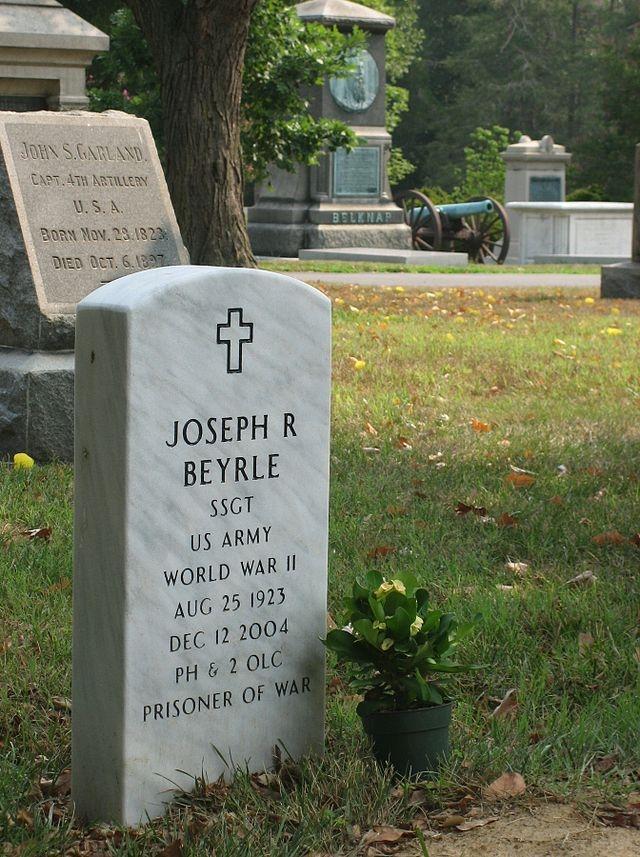 Hrob seržanta Josefa R. Beyrle